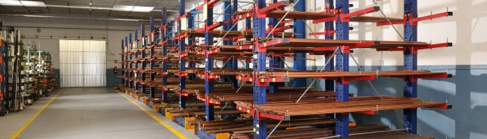 copper alloys, aluminium alloys, brass, stainless steel, nylon